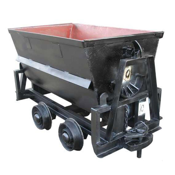 KFU Series Bucket-tipping Mine Car