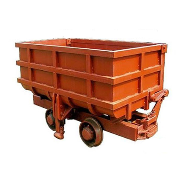 China Coal KC Series Underground Side Dump Mining Cart