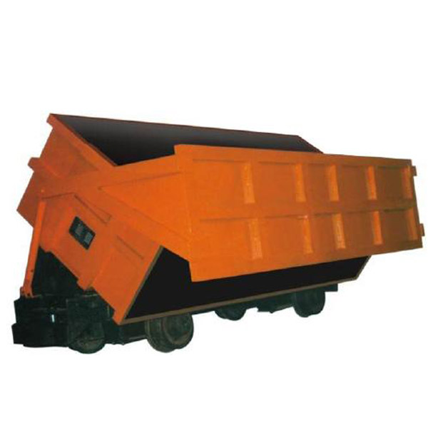 MCC Side-discharging Mining Coal Cart with Hopper