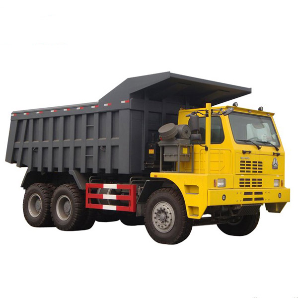 Howo 6*4 371hp 70T Heavy Duty Mining Off-Road Dump Truck