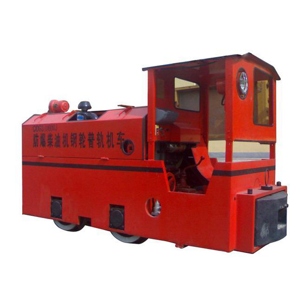 5T Underground Mine Electric Diesel Locomotives