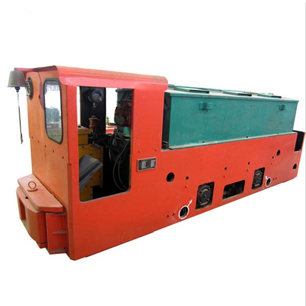 CAY12 Underground Mine Battery Powered Electric Locomotives