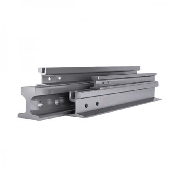 GB QB Standard Light Steel Rails 55Q Q235B for Mine Use