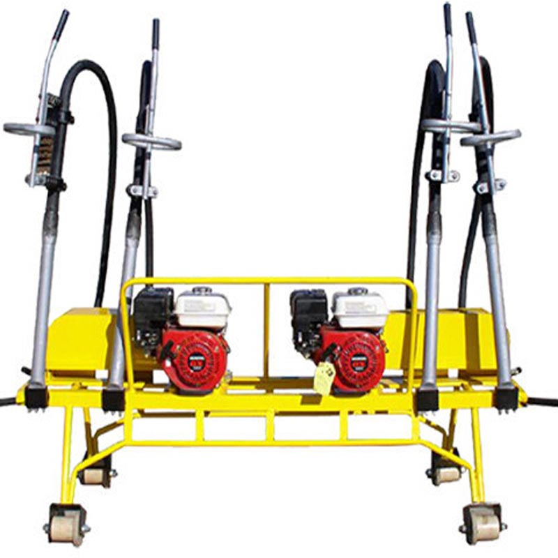 NRD-4 Internal Combustion Soft Shaft Tamping Machine