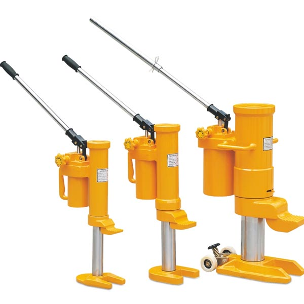 HJ Railway Heavy Rail Lifting Hydraulic Jack
