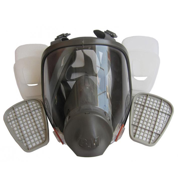 Reusable Full Face 6800 Alike Gas Mask