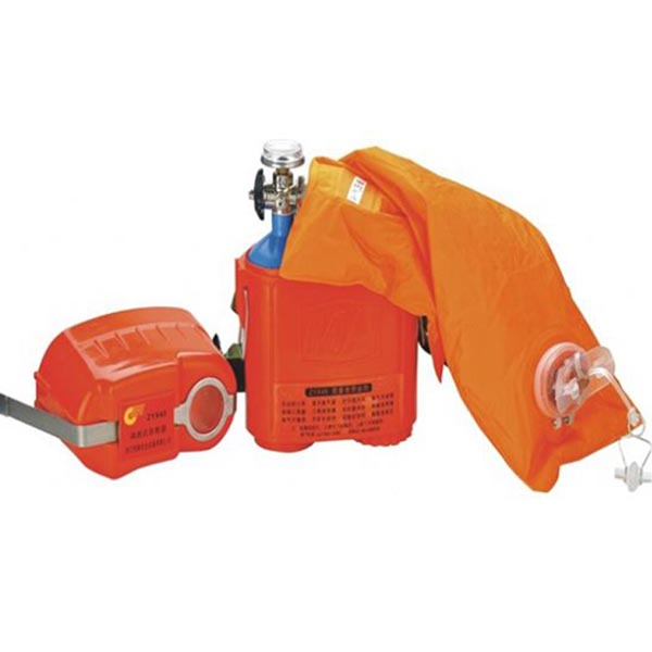 ZYX Series Isolated Compressed Oxygen Self- Rescuer
