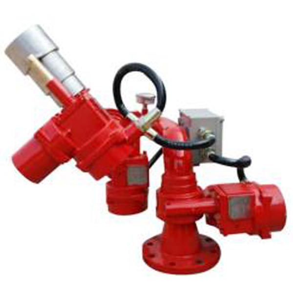 PSKD Series Electric Control Firefighting Water Cannon